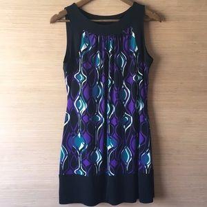 XOXO Woman's Sleeveless Dress Scoop Neck Med